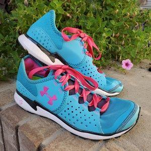 Under Armour Micro G Mantis heatgear women's shoes